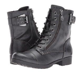 Guess™️ Black Combat Boots